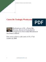 Curso De Teología Wesleyana