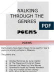 Kssr Year Four Poems