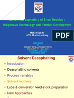 Solvent Deasphalting PPT Final_1