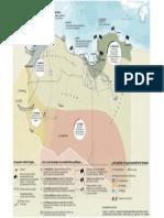 Libya Geo Politic Map Concerns