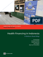 Health Financing in Indonesia