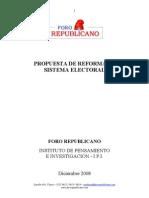 Foro Republicano - Documento