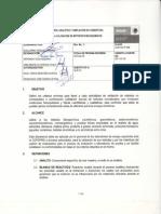 CRITERIOS PARA LA VALIDACIÓN DE MÉTODOS FISICOQUÍMICOS