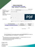 FORMULIR PENDAFTARAN_Strategic Investment Decision Training _ KTN Consulting