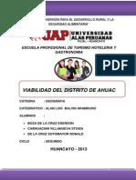 Distrito de Ahuac