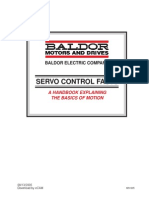 Servo Motor Control Facts (Baldor Electric Handbook)