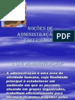 31.05 - Nocoes de Administracao Em Enfermagem Aula 01