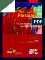 Los Partidos Politicos Progresistas en Los Paises Del Cono Sur
