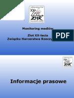 Monitoring mediów_XXlecie ZHR