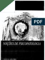 Manual Noções de Psicopatologia