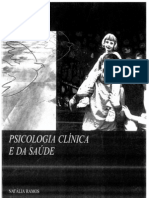 Manual - Psicologia Clinica e da Saude - 1ª Parte