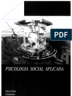 Psicologia Social Aplicada -1ª parte