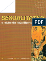 Monah Daniel Cornea_Sexualitatea-O Privire Din Tinda Bisericii