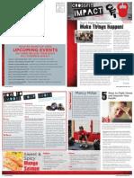 CrossFit Impact Newsletter January 2014