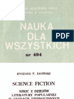[pl] Jasiński R. P. Science fiction (1986)