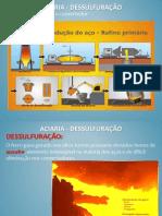 ACIARIA - Dessulfuração