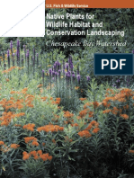 Native Plants for Wildlife Habitat and Conservation Landscaping