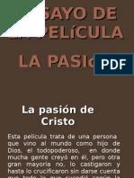 Ensayo de La Pasion de Cristo