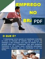 Slides Desemprego No Brasil