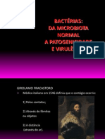 VII. Microbiota Normal Do Corpo Humano
