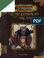 [TRADUZIDO] Livro Completo Do Arcano