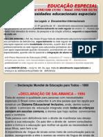 DCN -EDUCAÇÃO ESPECIAL
