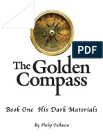 Golden Compass - Book One - His Dark Materials