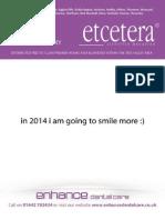 Etcetera Lifestyle Magazine January 2014