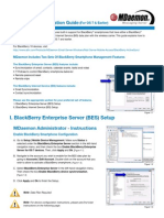 US MDaemon Mail Server BlackBerry Configuration How to Quick Start Guide