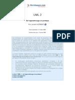 uml2-apprentissage-pratique