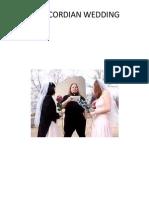 A Discordian Wedding