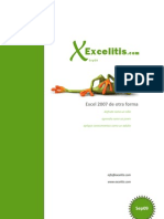 Manual de Excel 2007 - Excelitis.com - Version Sep09 Trial