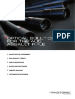 Optical Solutions for the AUG Assault Rifle