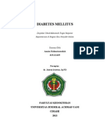 RESPONSI DIABETES MELITUS TIPE II