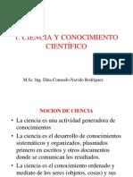 1. Ciencia y Conocimiento Cientifico[1]
