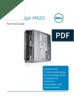 Dell Poweredge m620 Technical Guide