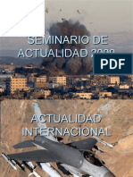 SEMINARIO de Actual Id Ad 2009 , Preparado Mes de Febrero 2009.