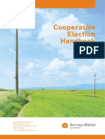 Cooperative Election Handbook