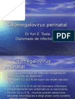 Citomegalovirus perinatal