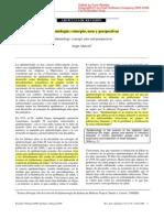 Epidemiologia Conceptos, Usos y Perspectivas