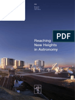 Reaching New Heights in Astronomy (English)