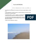 Playa Motobomba