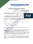 IGNOU MEC-001 Free Solved Assignment 2012