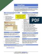 Datapipe Fact Sheet