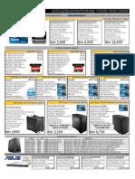 Desktop Price List Mar 16