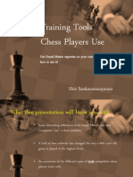 Training Tools Chess Players Use