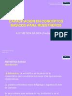 Aritmetica Basica