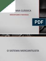 Economia Clássica _ 1ª Avaliação B