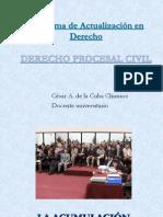 Derecho Procesal Civil - UNIDAD III