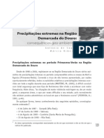 Precipitacoes Extremas Na Regiao Demarcada Do Douro Consequencias Geo Ambientais